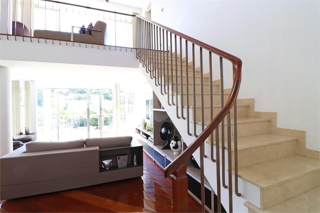 Venda Casa São Paulo Pacaembu REO554254 56