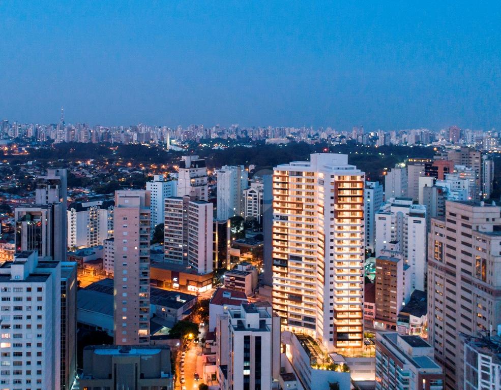 Venda Apartamento São Paulo Itaim Bibi REO554571 22