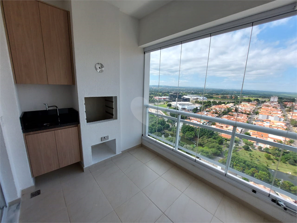 Aluguel Apartamento Indaiatuba Vila Homero REO556168 3