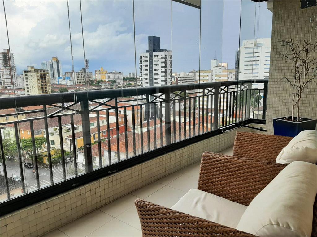 Venda Apartamento Santos Boqueirão REO557273 7