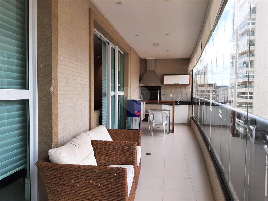 Venda Apartamento Santos Boqueirão REO557273 5