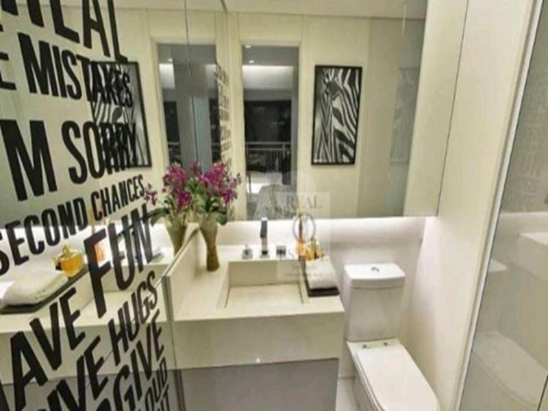 Venda Apartamento São Paulo Pinheiros REO55996 2