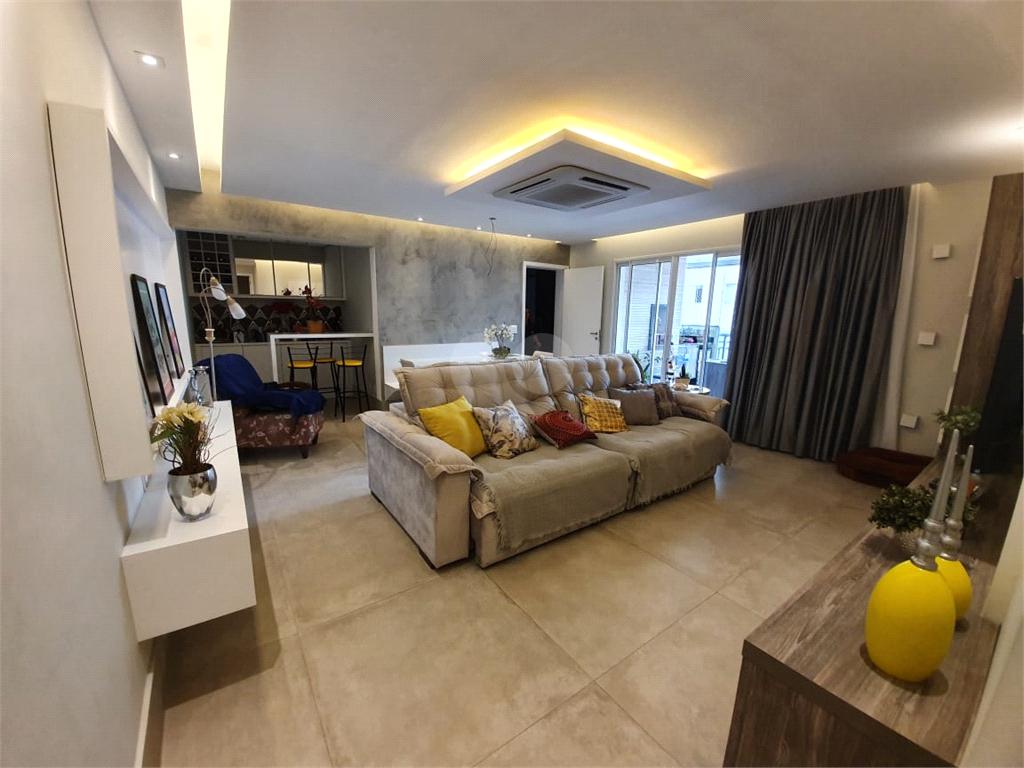 Venda Apartamento Santos Marapé REO560722 2
