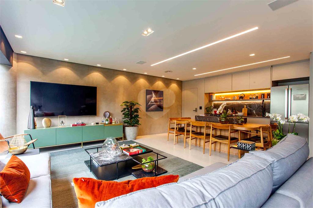 Venda Apartamento São Paulo Pinheiros REO561904 16