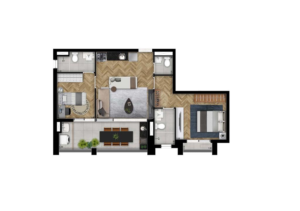 Venda Apartamento São Paulo Pinheiros REO561904 11