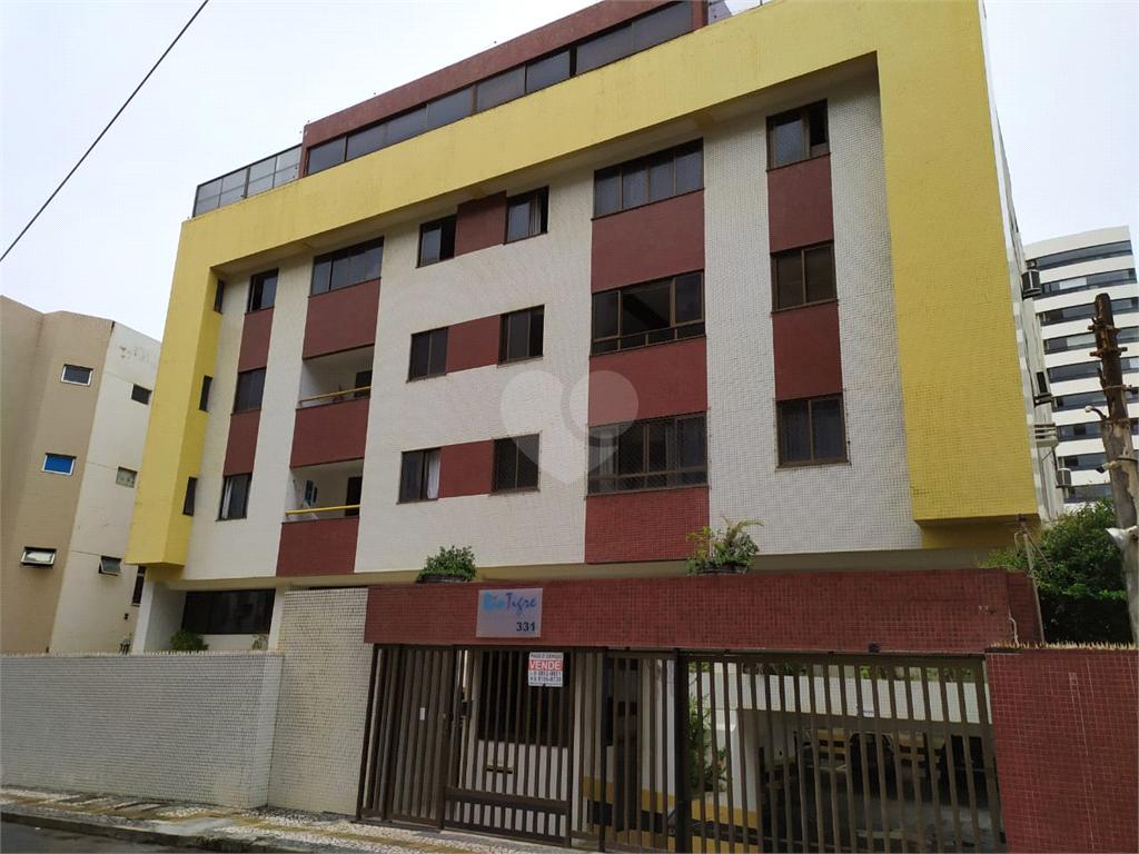 Venda Apartamento Salvador Costa Azul REO563236 1