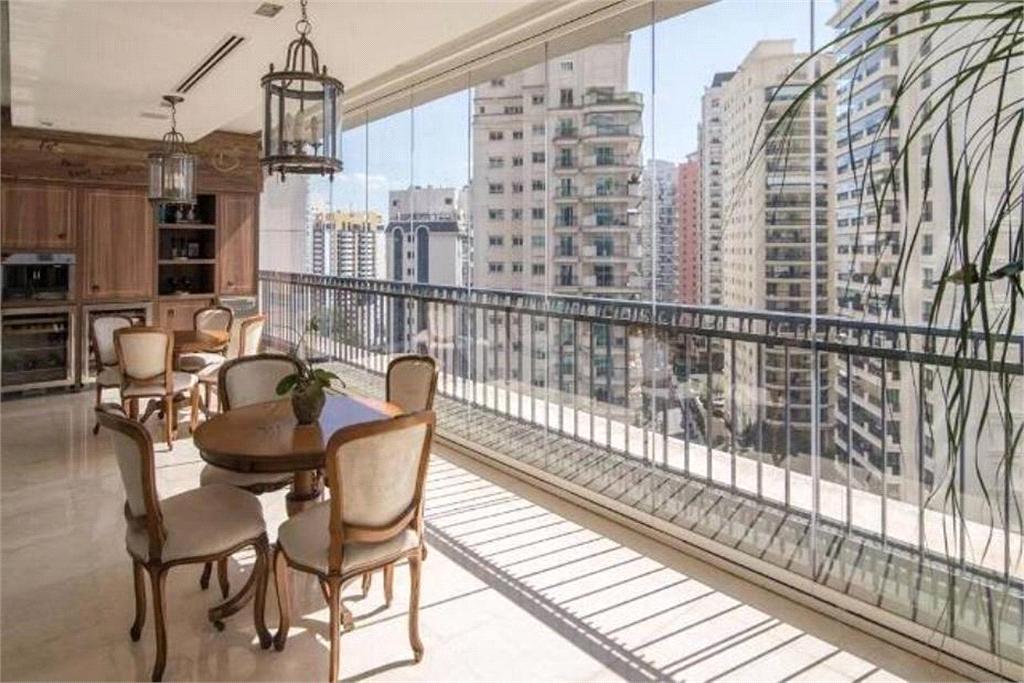 Venda Apartamento São Paulo Moema REO563298 14