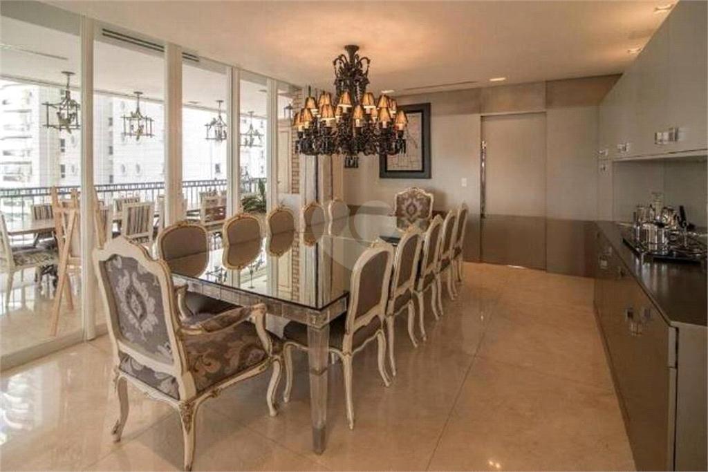 Venda Apartamento São Paulo Moema REO563298 10