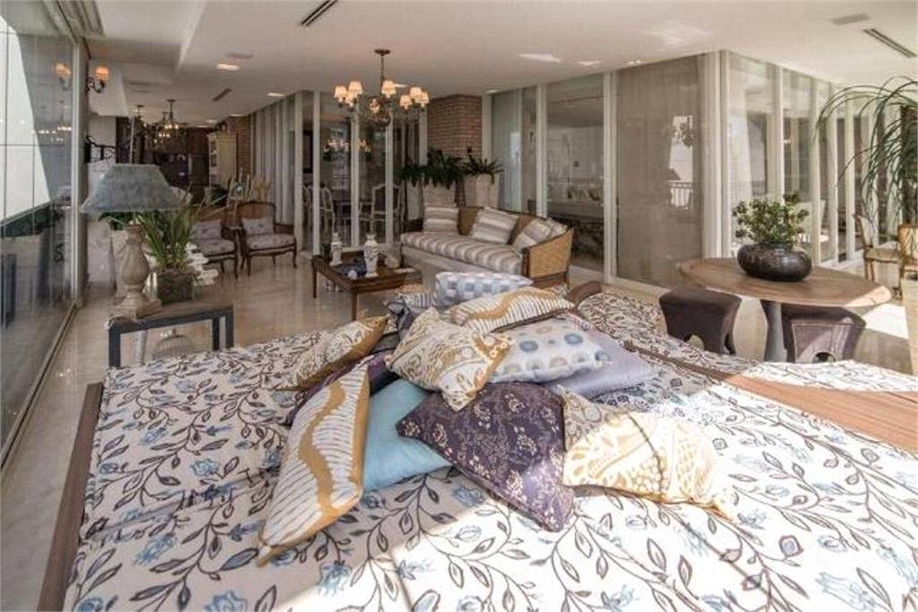 Venda Apartamento São Paulo Moema REO563298 12