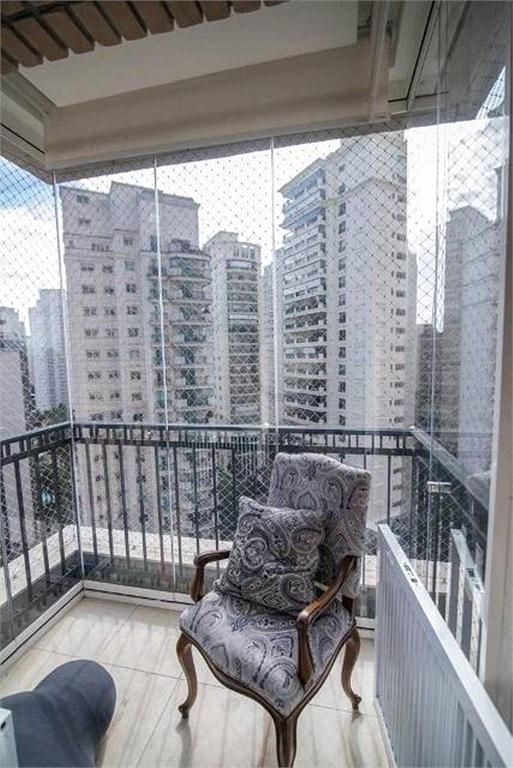 Venda Apartamento São Paulo Moema REO563298 18