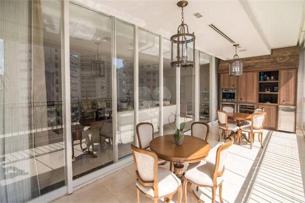 Venda Apartamento São Paulo Moema REO563298 17