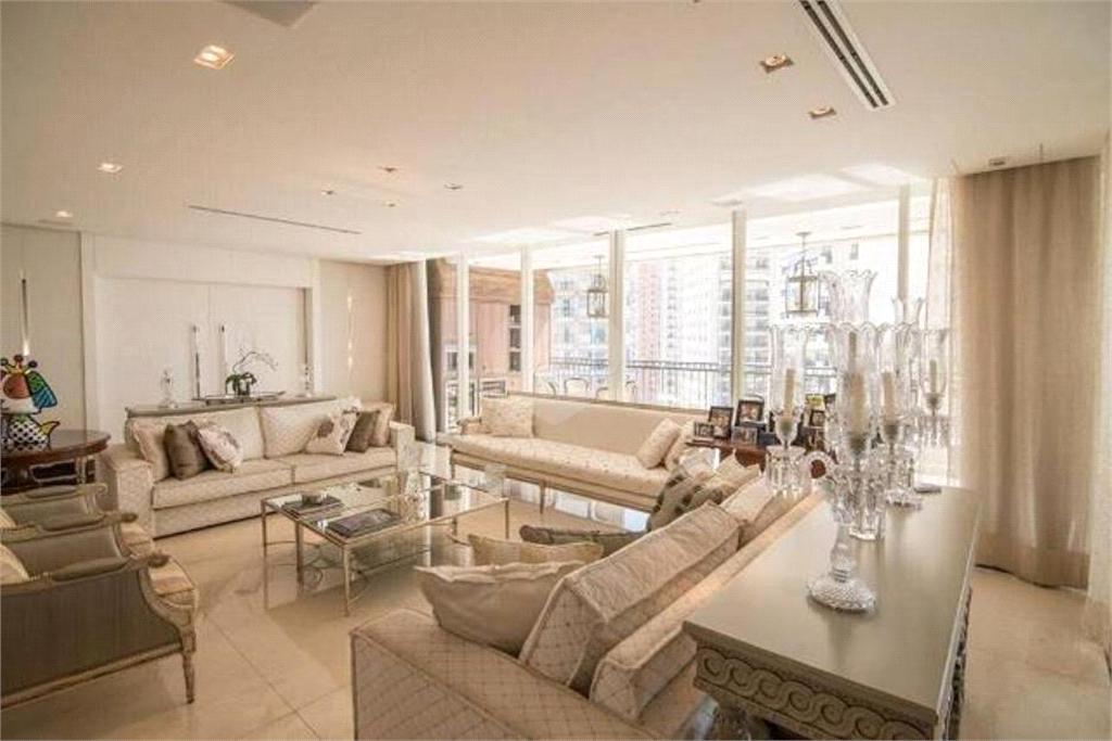 Venda Apartamento São Paulo Moema REO563298 3