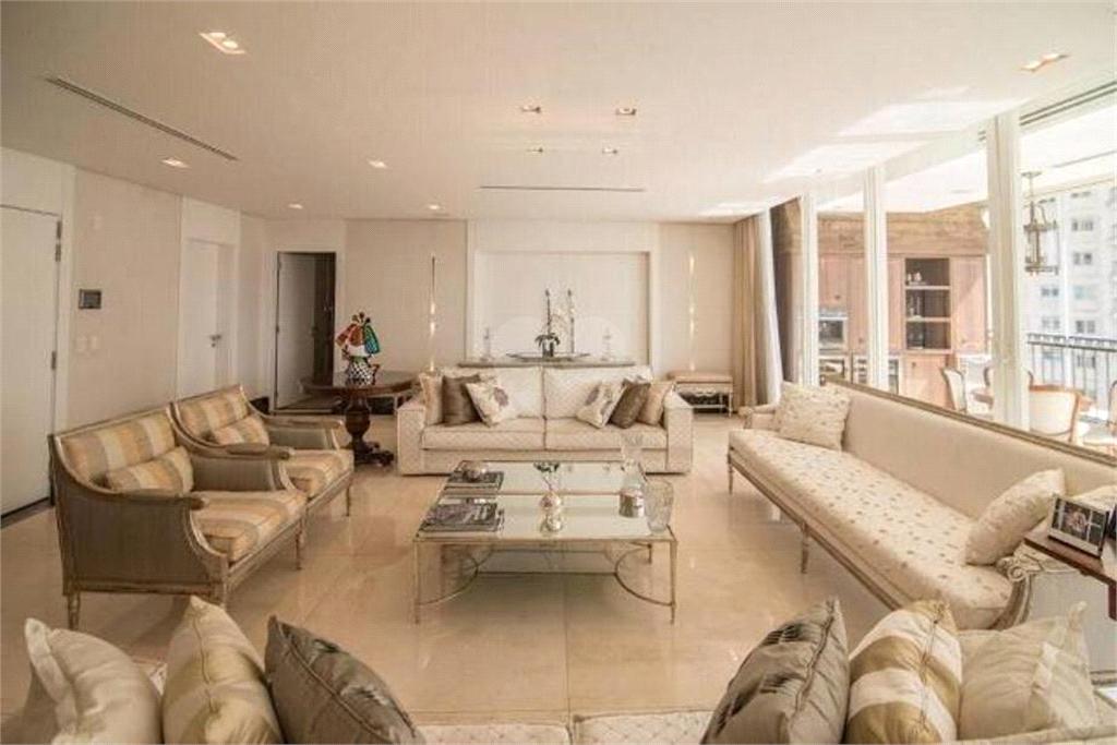 Venda Apartamento São Paulo Moema REO563298 4