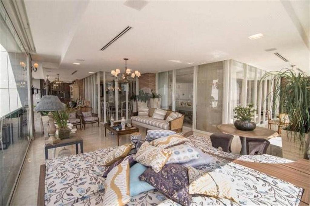 Venda Apartamento São Paulo Moema REO563298 13