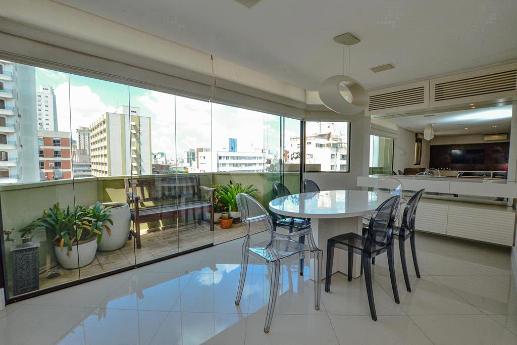 Venda Apartamento São Paulo Consolação REO564204 30