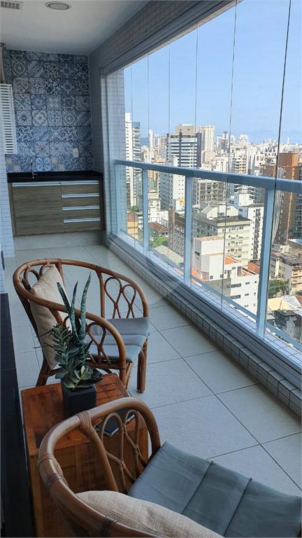 Venda Apartamento Santos Gonzaga REO564703 2