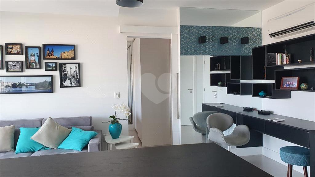 Venda Apartamento Santos Gonzaga REO564703 3