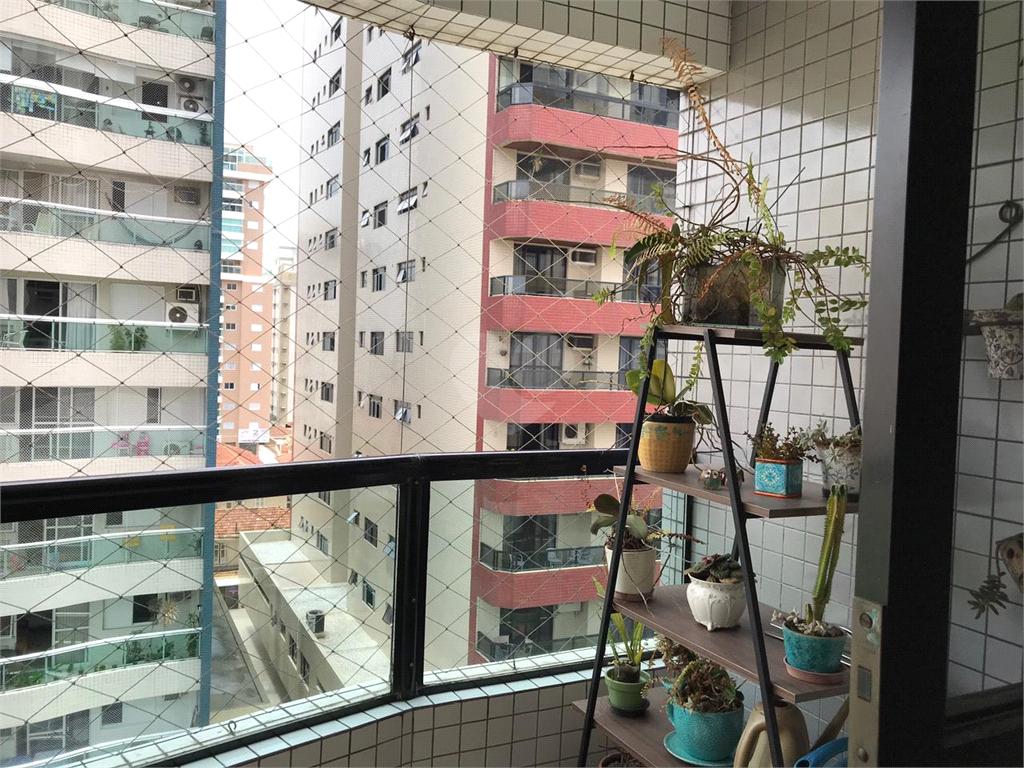 Venda Apartamento Santos Boqueirão REO564809 19