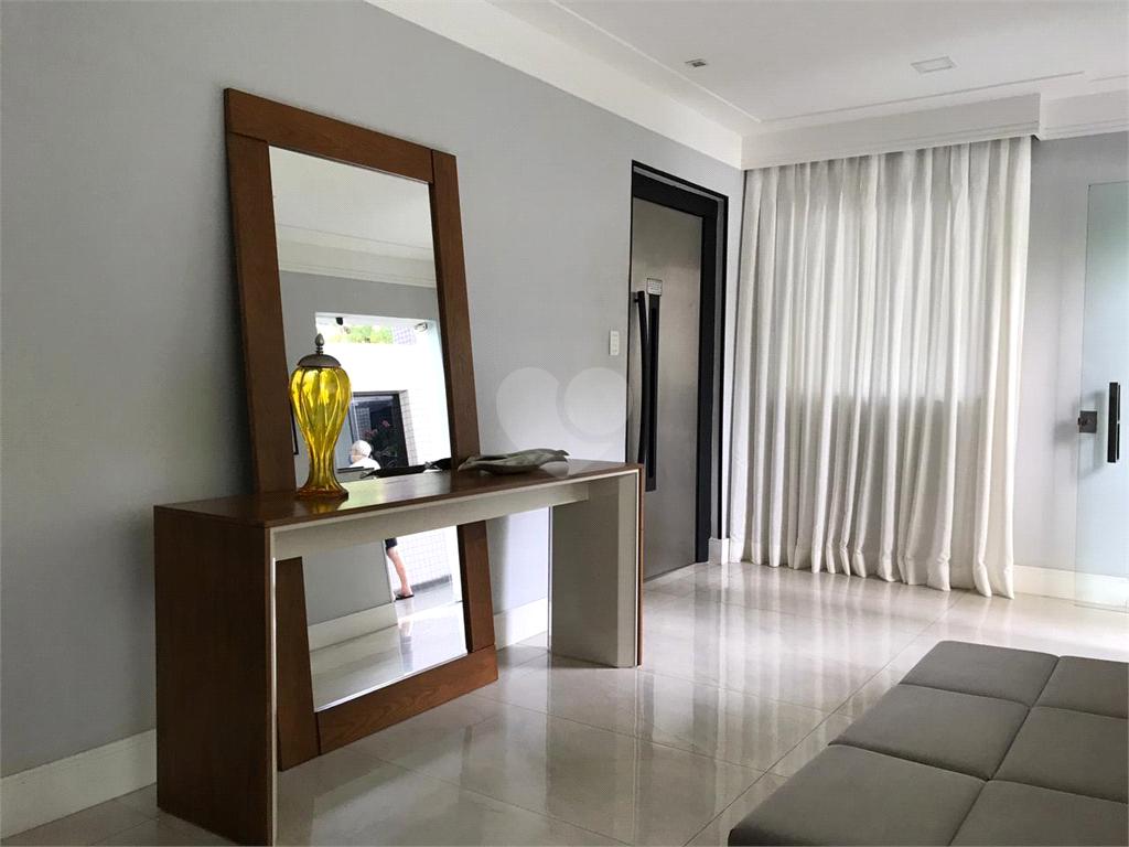 Venda Apartamento Santos Boqueirão REO564809 2