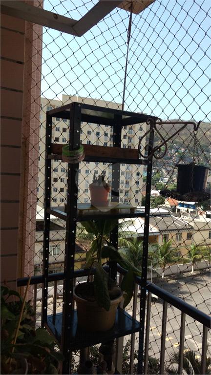 Venda Apartamento Rio De Janeiro Engenho Novo REO565637 2
