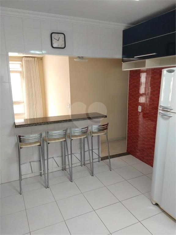 Venda Apartamento Santos Campo Grande REO566424 11