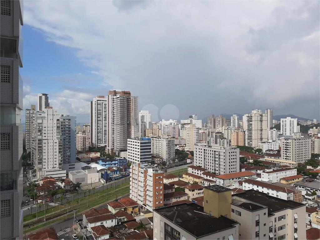 Venda Apartamento Santos Campo Grande REO566945 19