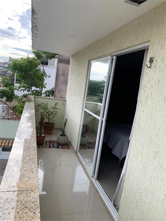 Venda Condomínio Rio De Janeiro Ramos REO566976 14