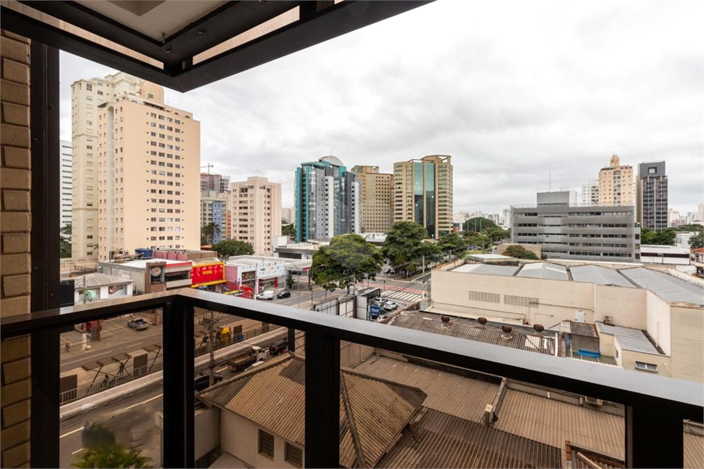 Venda Flat São Paulo Moema REO567548 13