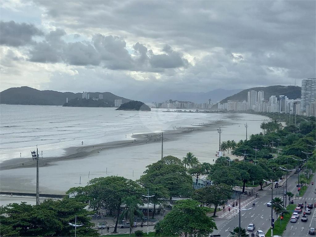 Venda Apartamento Santos Boqueirão REO569059 7