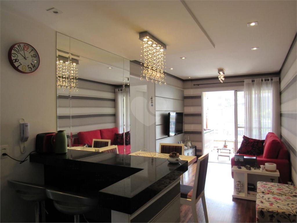Venda Apartamento São Paulo Pinheiros REO569531 3