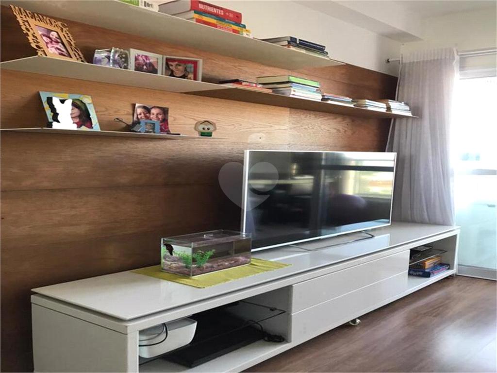 Venda Apartamento Santos Campo Grande REO570954 3