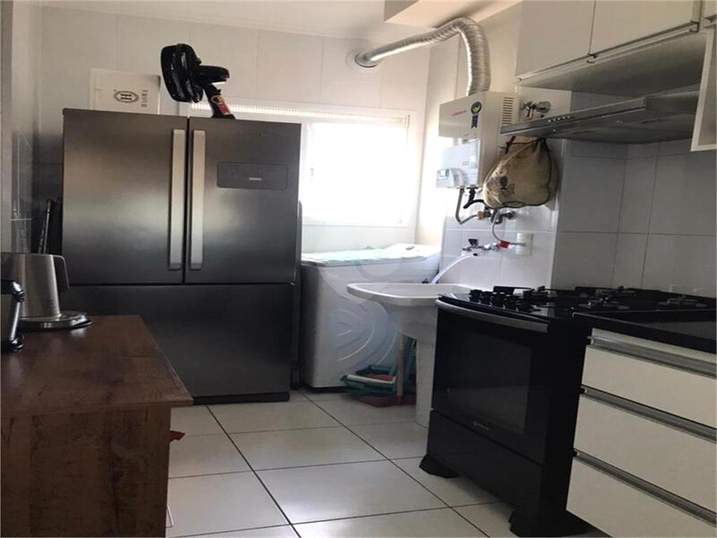 Venda Apartamento Santos Campo Grande REO570954 14