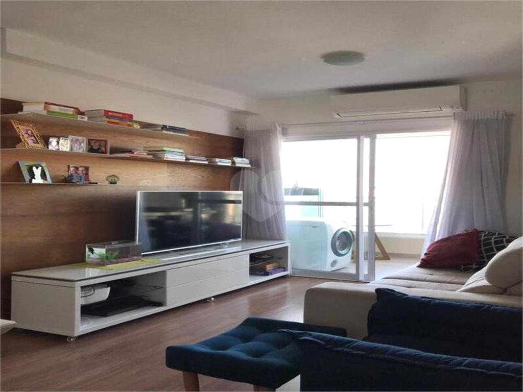 Venda Apartamento Santos Campo Grande REO570954 2