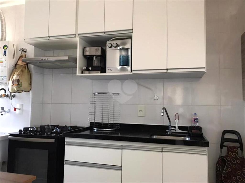 Venda Apartamento Santos Campo Grande REO570954 16