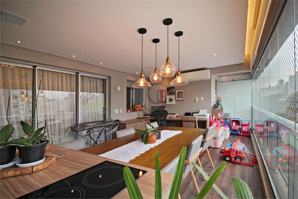 Venda Apartamento São Paulo Pinheiros REO573251 3