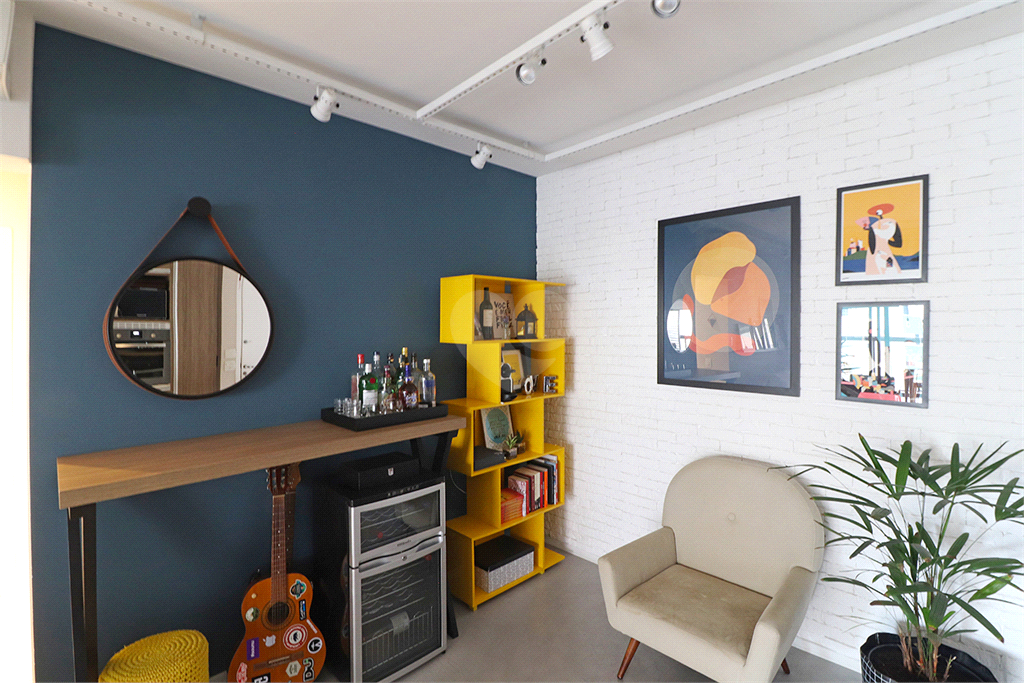 Venda Apartamento São Paulo Pinheiros REO574025 1