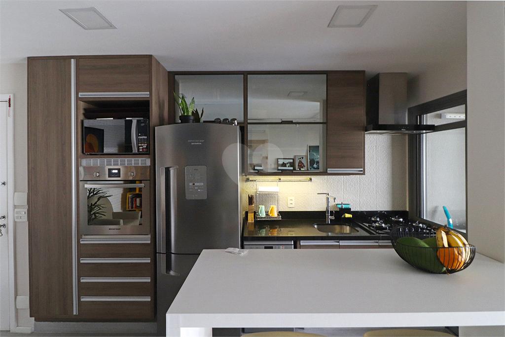 Venda Apartamento São Paulo Pinheiros REO574025 12