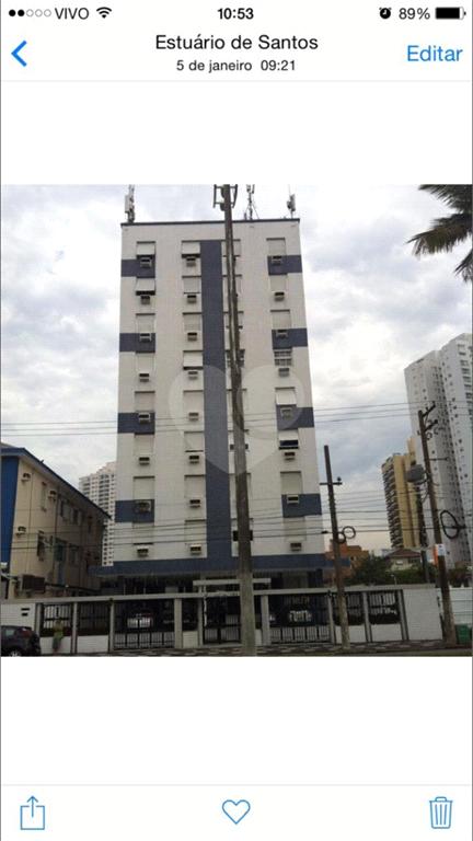 Aluguel Apartamento Santos Ponta Da Praia REO575162 1