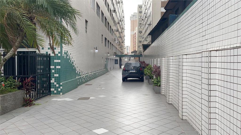 Aluguel Apartamento Santos José Menino REO575555 36
