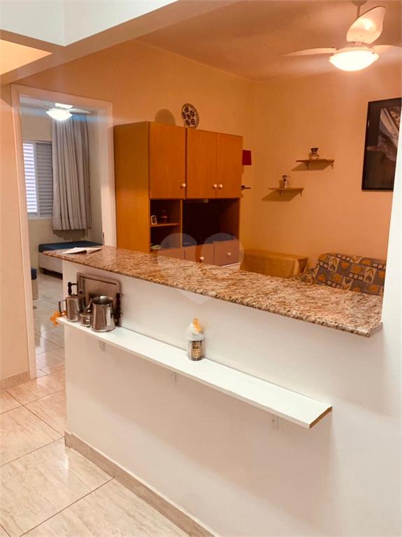 Aluguel Apartamento Santos José Menino REO575555 2