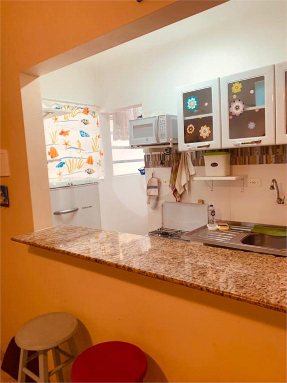Aluguel Apartamento Santos Gonzaga REO575648 21