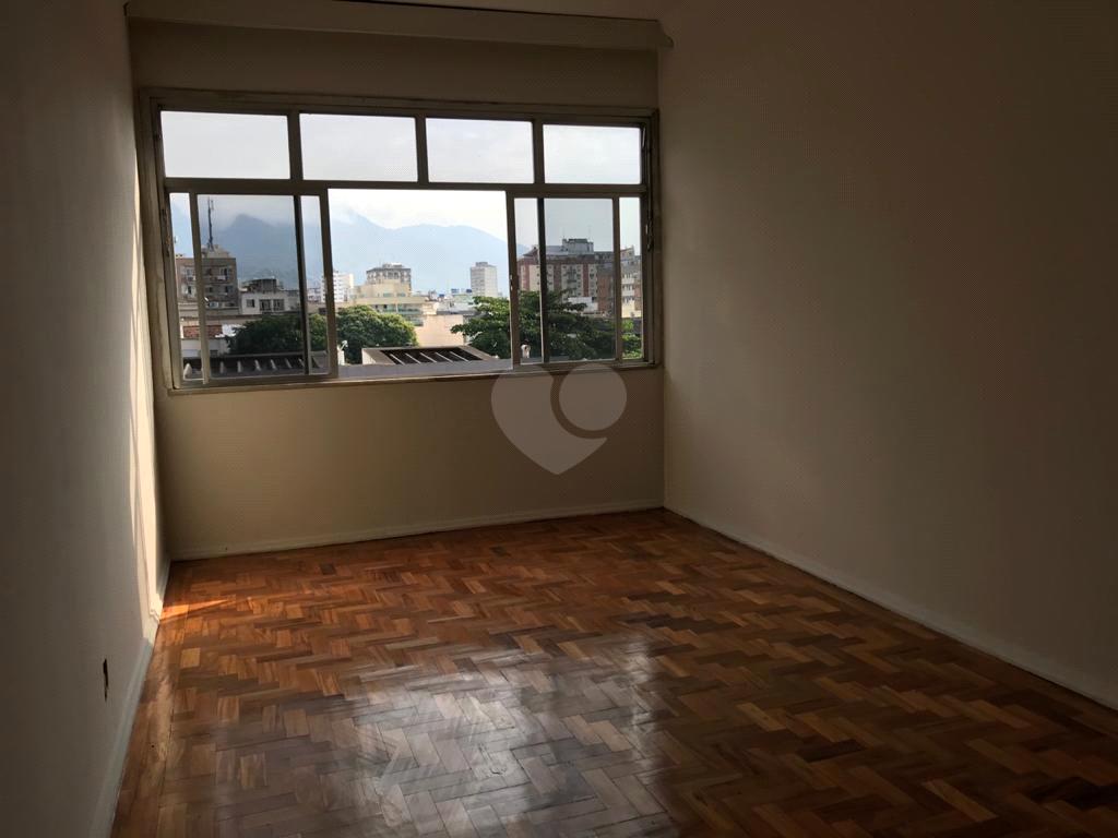 Aluguel Apartamento Rio De Janeiro Tijuca REO576153 1