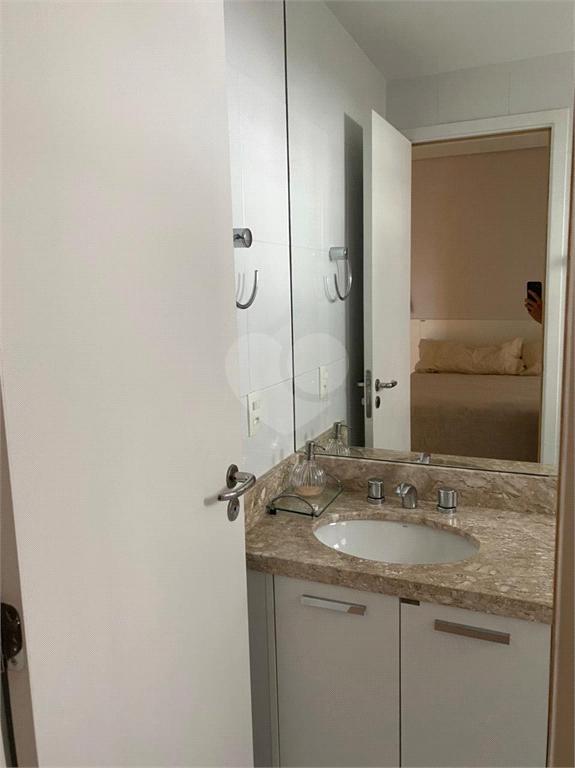 Aluguel Apartamento Santos Gonzaga REO576265 18