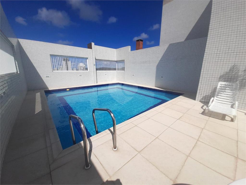 Venda Apartamento Santos Boqueirão REO576608 36