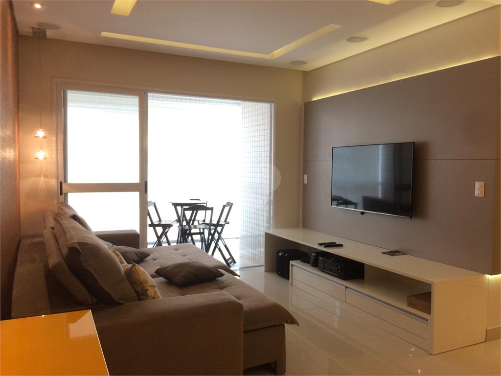 Venda Apartamento Santos Boqueirão REO576608 2