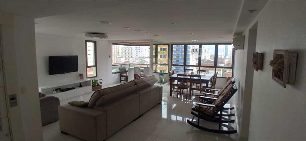 Venda Apartamento Santos Gonzaga REO576898 8