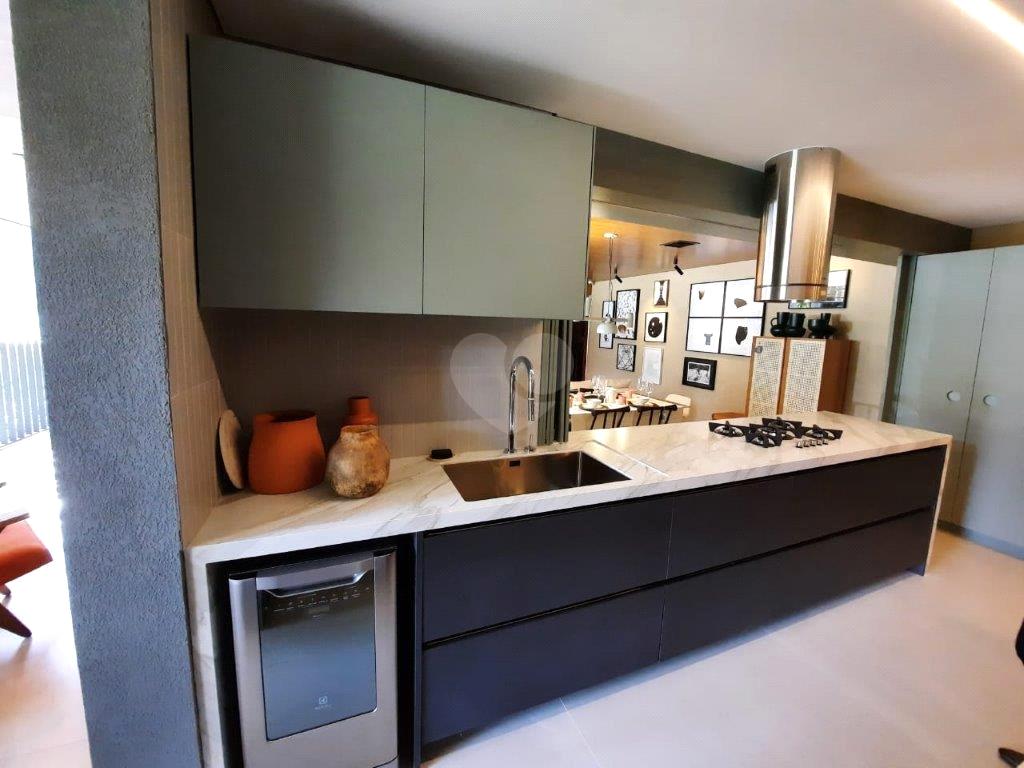 Venda Apartamento São Paulo Pinheiros REO577015 20