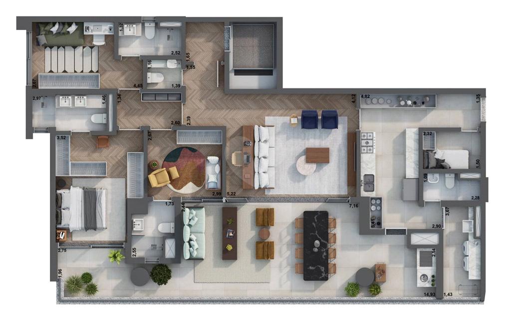 Venda Apartamento São Paulo Pinheiros REO577400 25