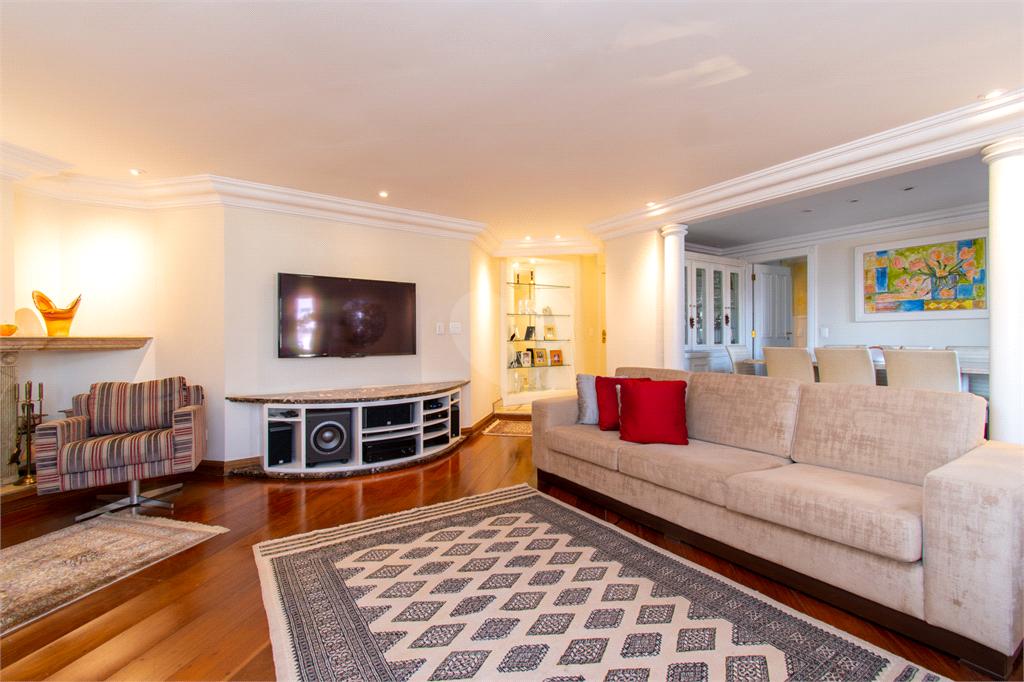 Venda Apartamento São Paulo Moema REO577943 4