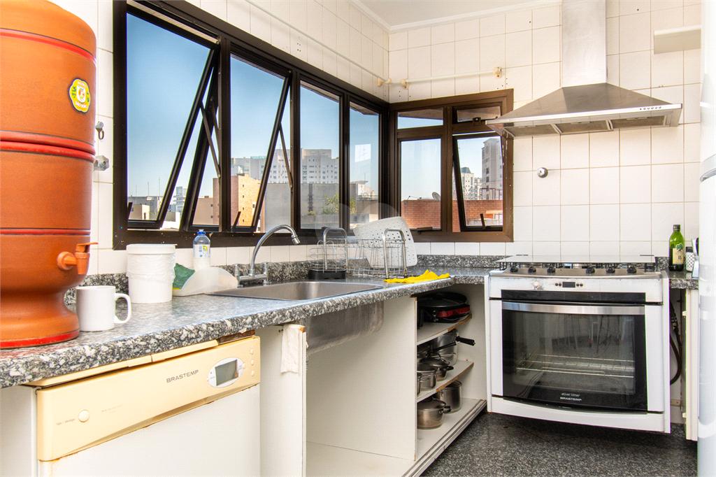 Venda Apartamento São Paulo Moema REO577943 16